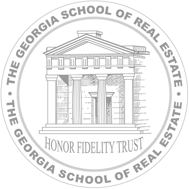 thegeorgiaschoolofrealestate.com Logo